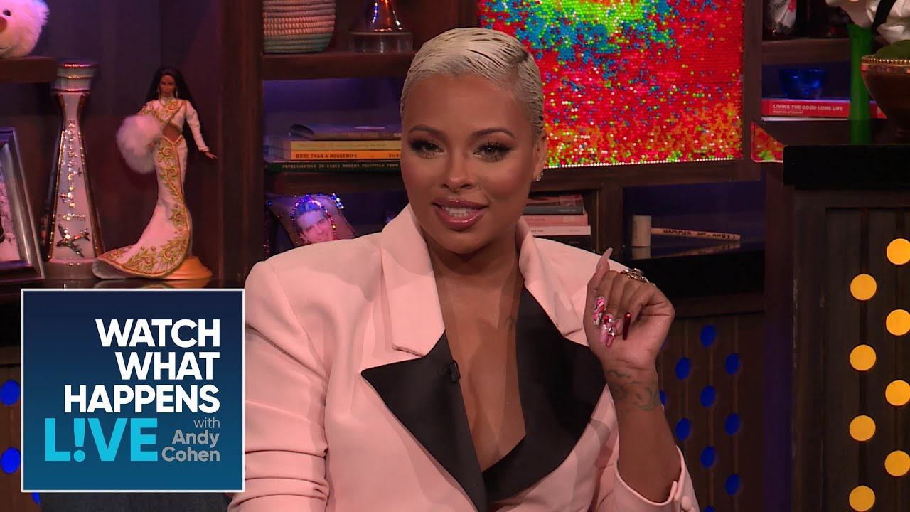 Has Porsha Williams Moved Past Issues with Kenya Moore? | WWHL