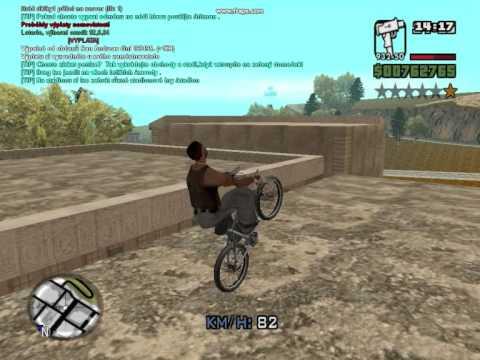 Gta San Andreas jump