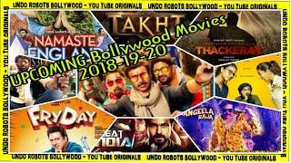 Top 25 | Upcoming Bollywood Movies | 2018 | 2019 | 2020 | Hindi