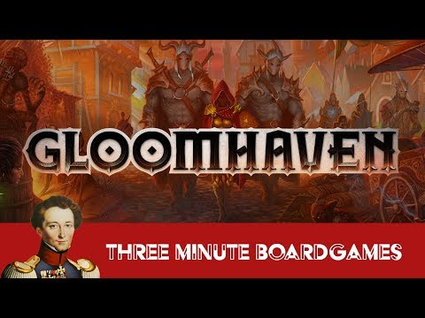 Amazon Item of the Day: Gloomhaven, Board Game Geek's #1