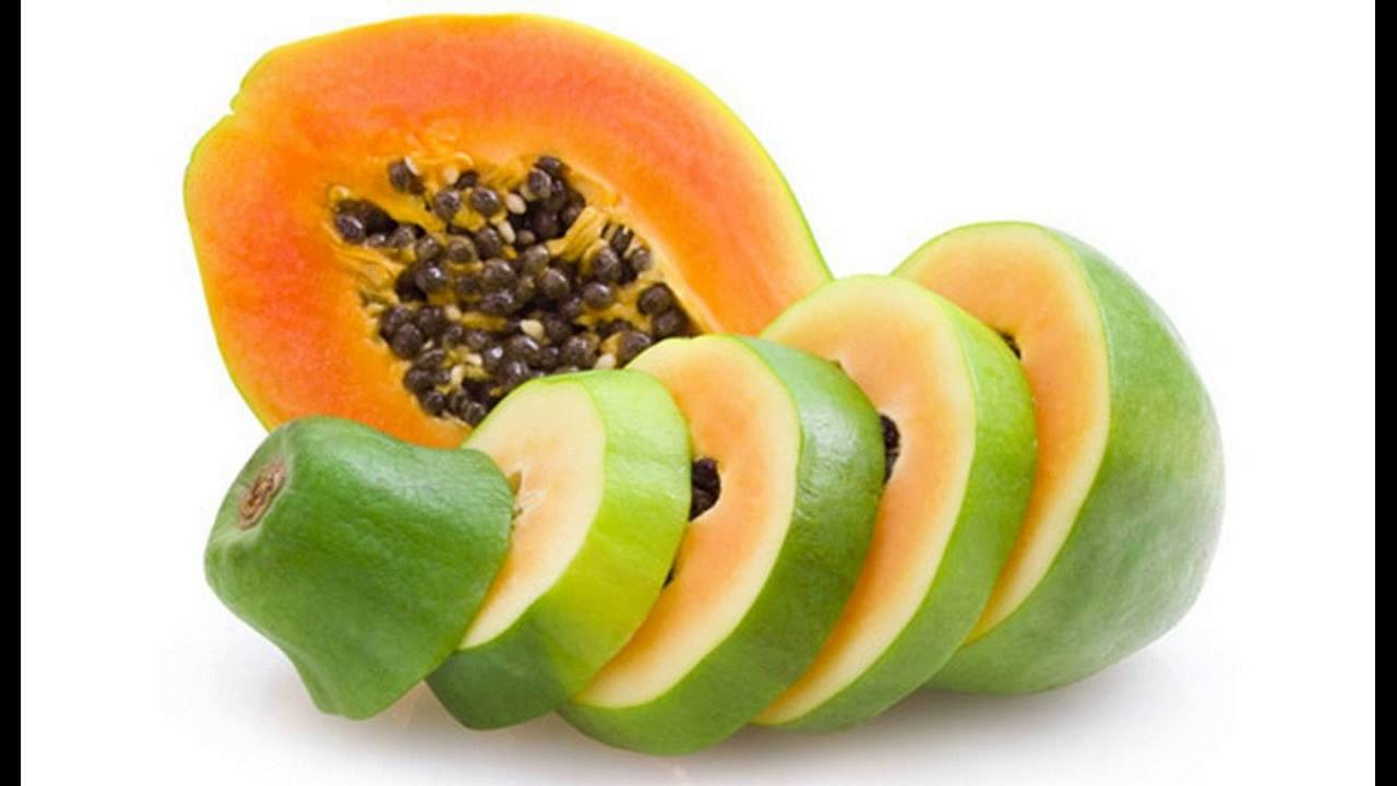 Homemade Raw Papaya Paste Helps To Remove Unwanted Hair