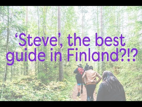 The best travel guide in Finland?!? - (m24instudio Finland Vlog)