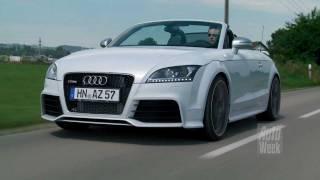 Audi TTS Roadster 2011 Videos