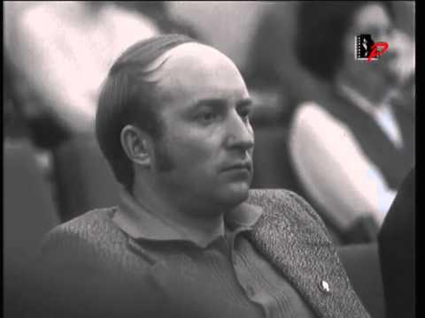 Зеленоград, конференц-зал завода Микрон, 23.04.1978