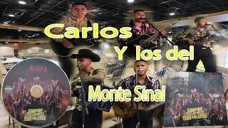 Carlos Y Los Del Monte Sinai   Musica Sierreña Cristiana