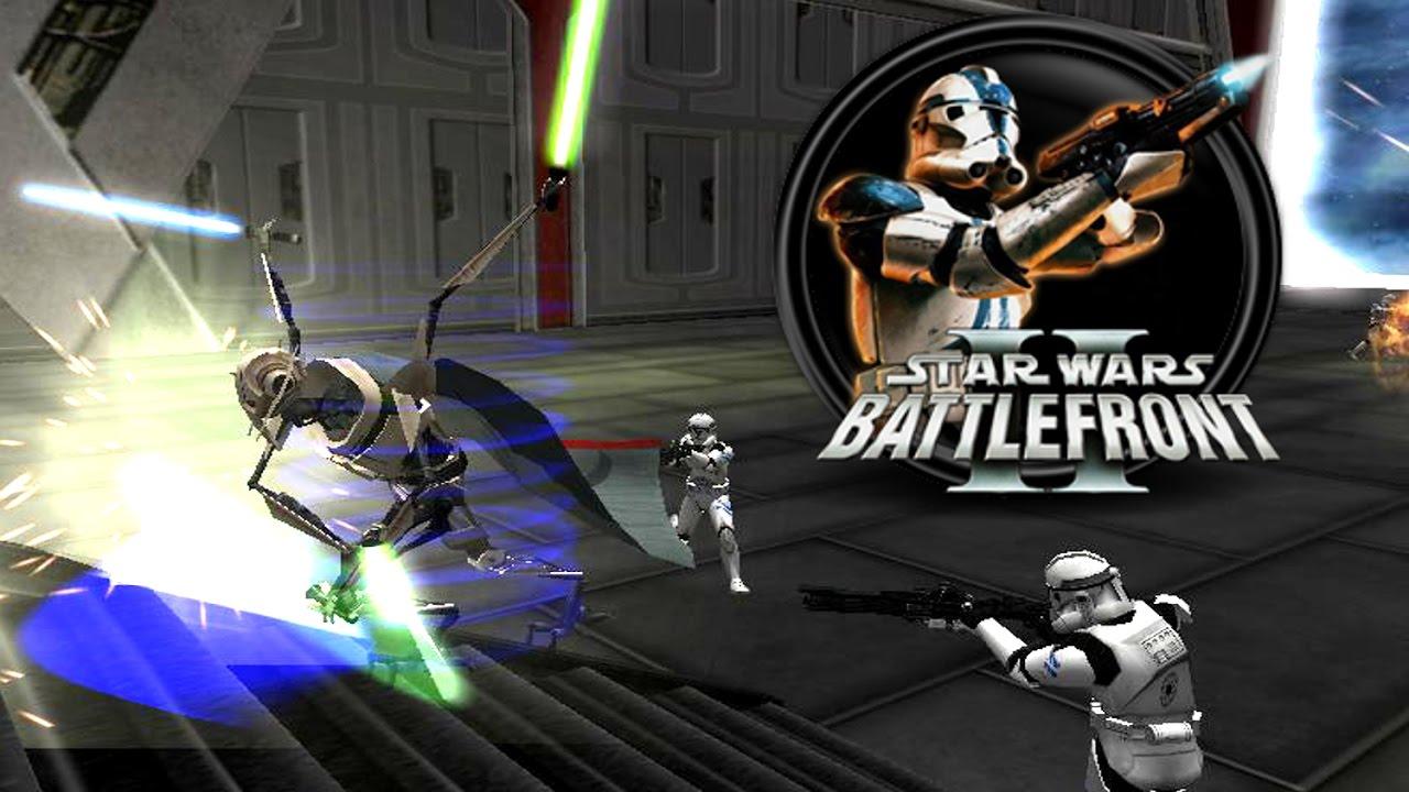 Star Wars Battlefront 2 Mods (HD): Clone Wars Extended Era ...