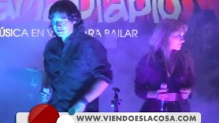 VIDEO: MIX DE SELENA - NEYZA CON SABOR EN VIVO