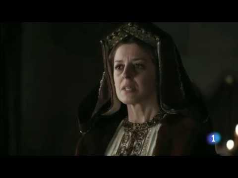 Katherine of Aragon defends herself (Carlos, rey emperador)