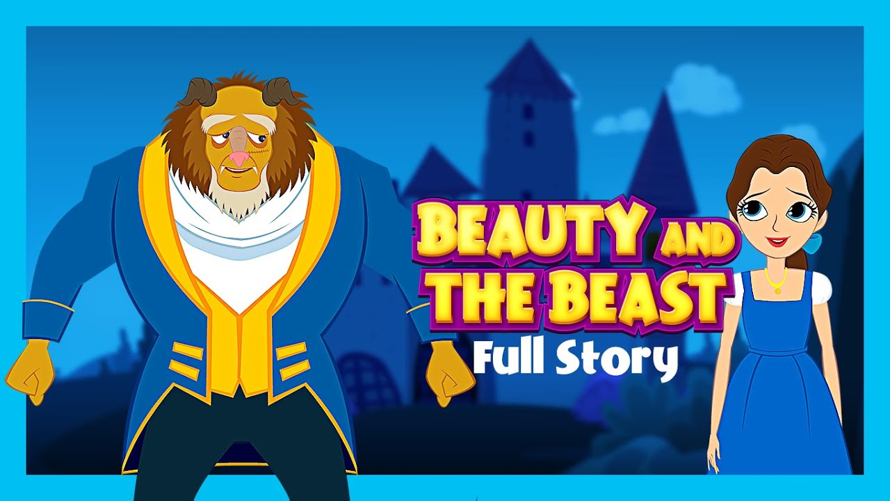 Beauty And The Beast 2016 17 Fairy Tales For Kids In English Full Story Youtube