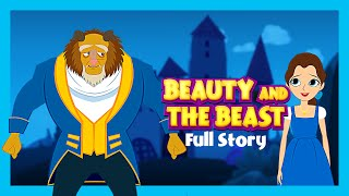 Beauty And The Beast (2016-17) Fairy Tales For Kids In English - Full Story