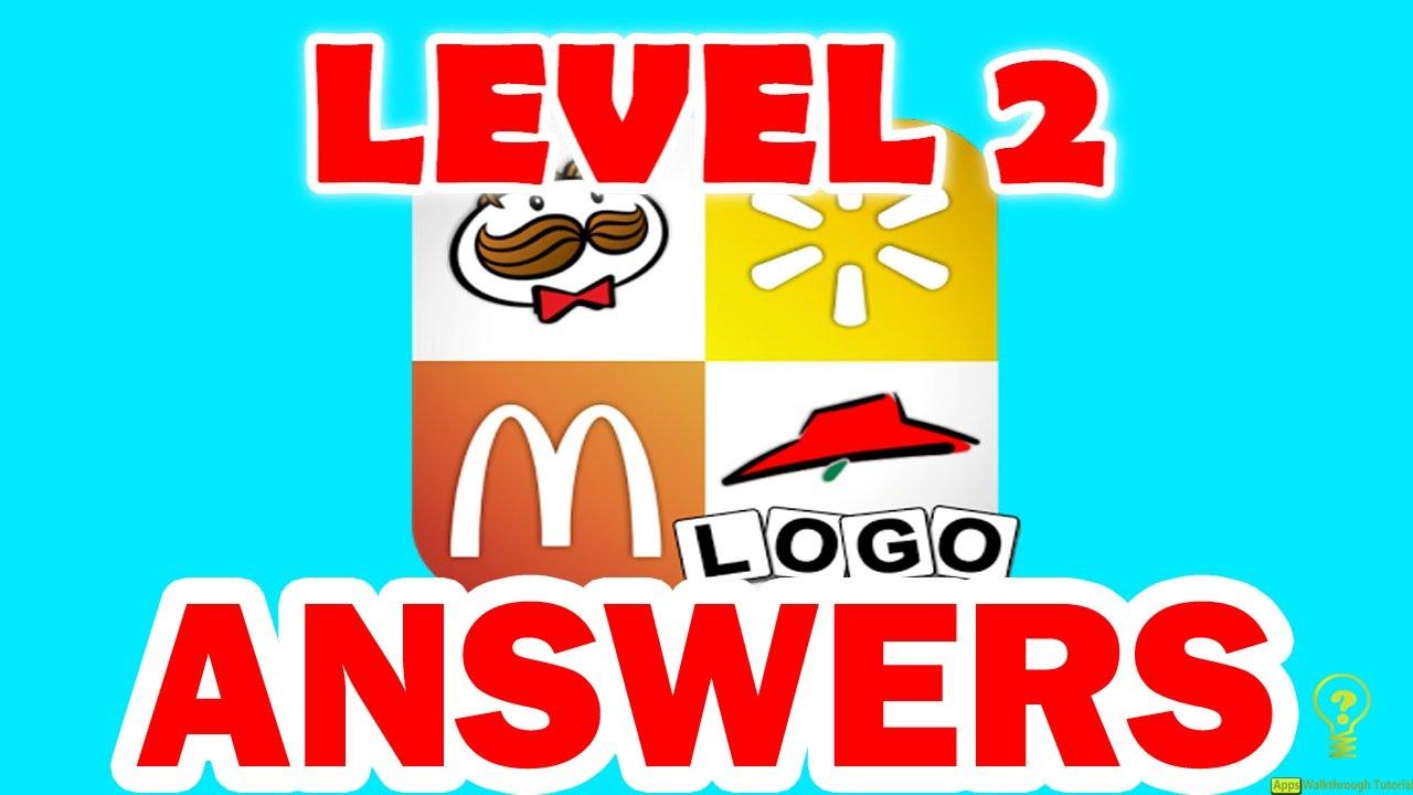Logo Quiz! - Food Level 2 - All Answers - Walkthrough