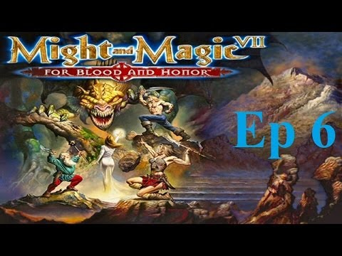 6. Let's Play Might and Magic VII - Don't worry, everything will be fine