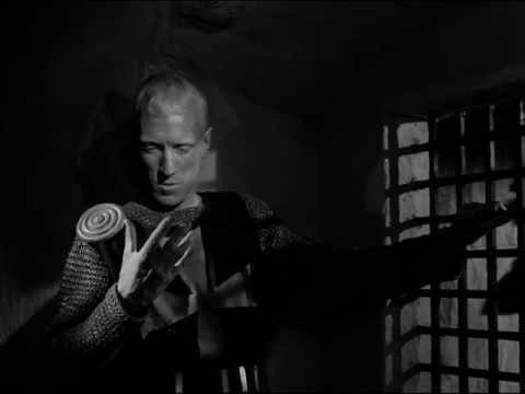 """The Seventh Seal: """"This is my hand."""""""