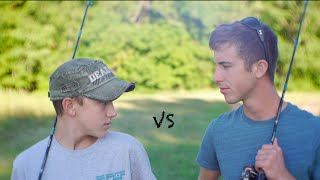 The Fish Off / Brother vs Brother