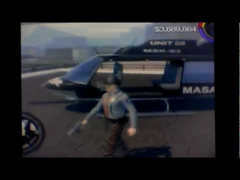 Saints Row 2 Every Rare Helicopter! |