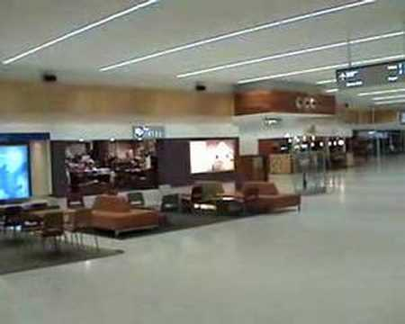Inside Adelaide Airport,South Australia