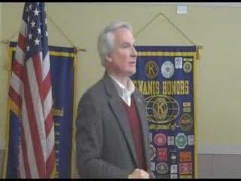 Phil Kent Speaks to Fayette County Republicans Part 2 of 2