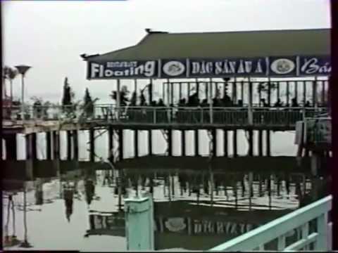 Thái San quay một buổi sáng êm ả bên hồ Tây