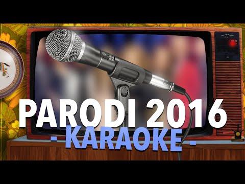 KARAOKE - Melodifestivalen 2016 PARODI - Finalen