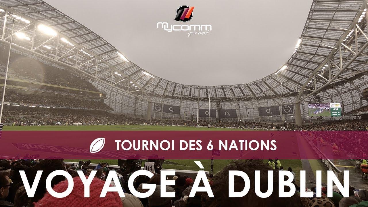 Irlande Vs France Rugby Tournoi Des 6 Nations 2013 Youtube