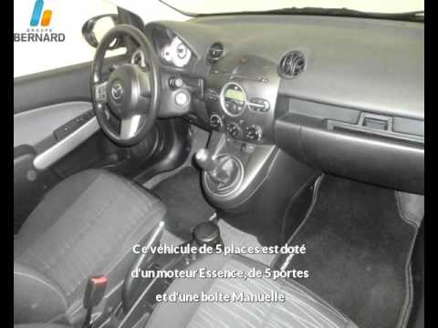 mazda mazda 2 occasion en vente chamb ry 73 par peugeot chambery youtube. Black Bedroom Furniture Sets. Home Design Ideas