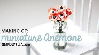Making Of: DIY Miniature Anemone