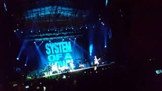 System of a down B.Y.O.B Santiago get louder