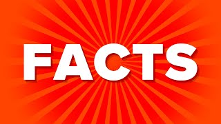 Insane, Interesting & Funny 15 Second Facts You Didn't Know