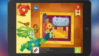 Фиксики Мастера - видео геймплея (gameplay) HD качество