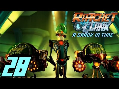 let's play ratchet and clank a crack in time part 2
