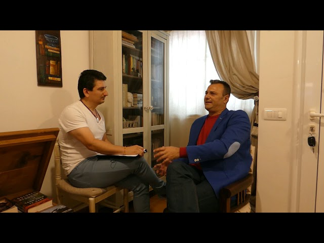 Entrevista de Diario Palmero a Fernando Rodriguez Sánchez.