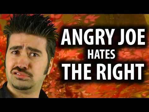 Angry Joe Blames Conservatives For Battlefield 5's Failure