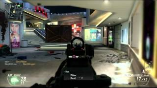 black ops 2 multiplayer gameplay fal with full auto attachment is it a cheat