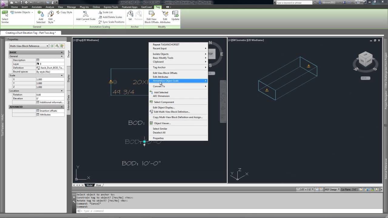 Contractors Guide to AutoCAD MEP   Just another WordPress site