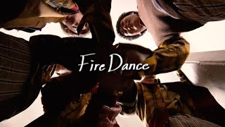 CUBERS Loppi・HMV限定シングル「Fire Dance」MUSIC VIDEO