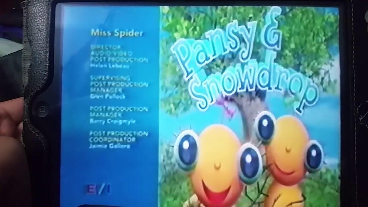 Nick Jr On CBS Split Screen Credits (April 2005)