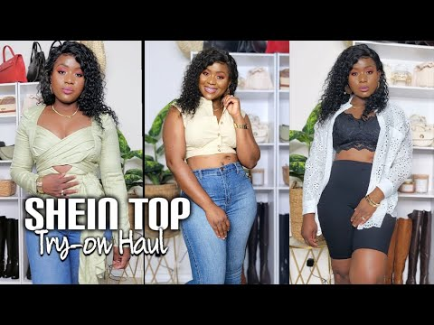 Download Huge Shein Summer Try On Haul 2021 | Shein Summer Hot Outfit Ideas | Most Affordable