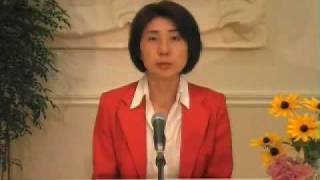 衆院選 京都6区 幸福実現党 きたがわさとこ(北川智子)