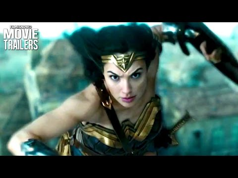 Wonder Woman | The future of Justice begins with her!