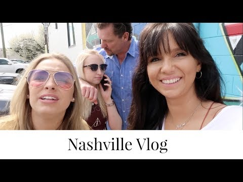 Breakfast and Nashville with the Fam (The Best Bloody Mary in Nashville )