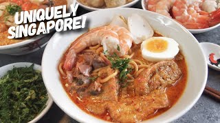 Easy & Authentic Singapore Laksa Recipe from Scratch! Katong Laksa Inspired 新加坡叻沙 Laksa Curry Mee