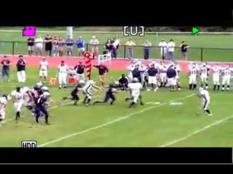 Steve Marrero- Football Highlights