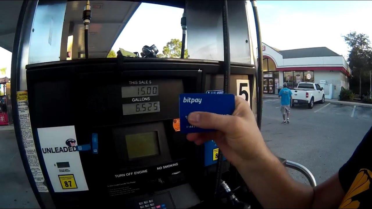 bitcoin ATM kártya