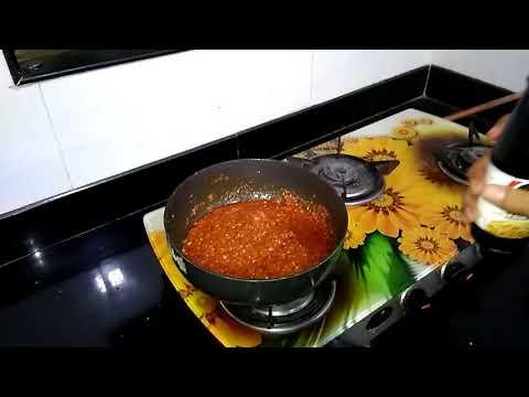 Shezwan chutney recipe  Indo Chinese Dish  Cook With Chef
