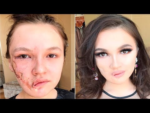 POWER OF MAKEUP Goar Avetisyan Transformation Top 3