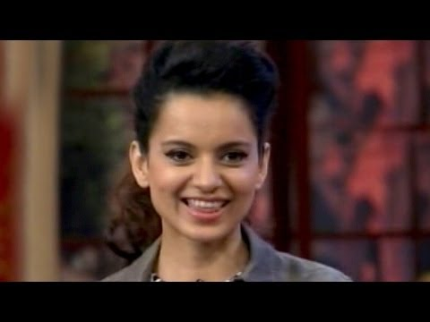 Comedy Nights with Kapil: Kangna Ranaut as 'Queen'