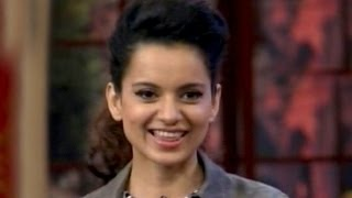 comedy nights with kapil kangna ranaut as queen