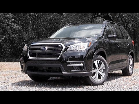 2020 Subaru Ascent: Review