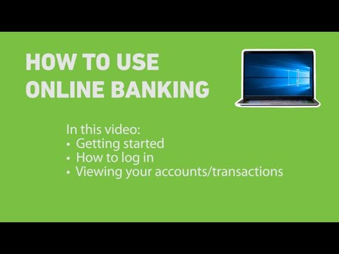 how to use online banking