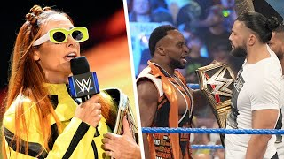 Ups & Downs From WWE SmackDown (Sep 17)